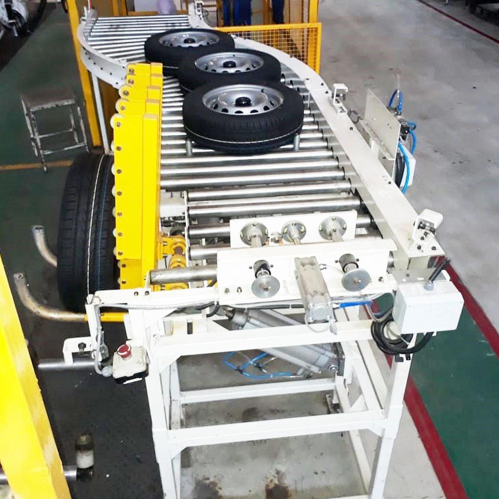 Powerized Roller Conveyor